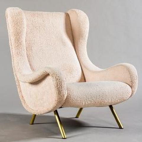 Senior Chair Marco Zanuso Arflex Italy 1951